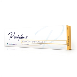 Restylane Skinboosters