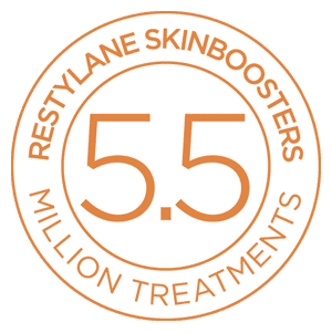 Restylane Skinboosters 5.5 Million Treatments