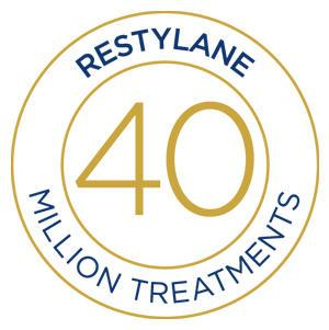 Over 40 million Restylane treatments