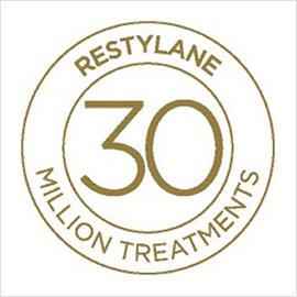 Over 30 million Restylane treatments