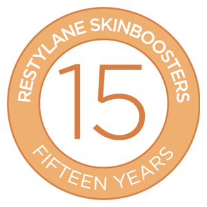 Restylane Skinboosters 15 years